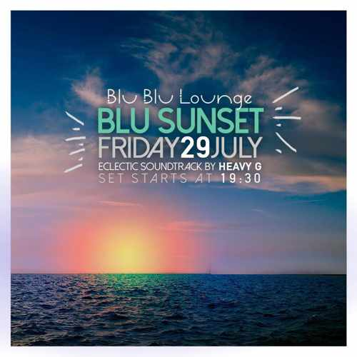 Blu Blu Lounge Mykonos party event