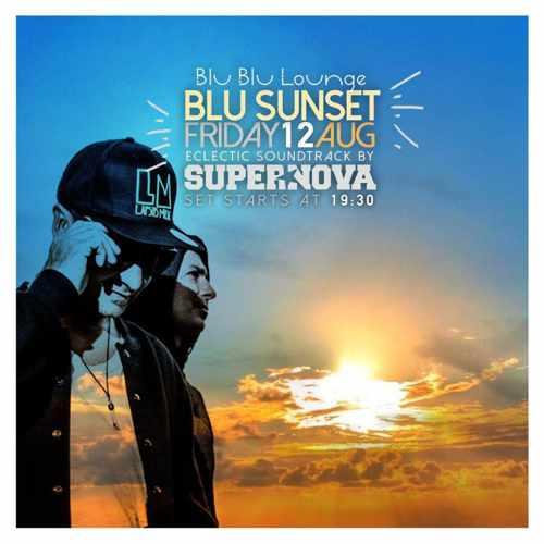 Blu Blu Lounge Mykonos music event