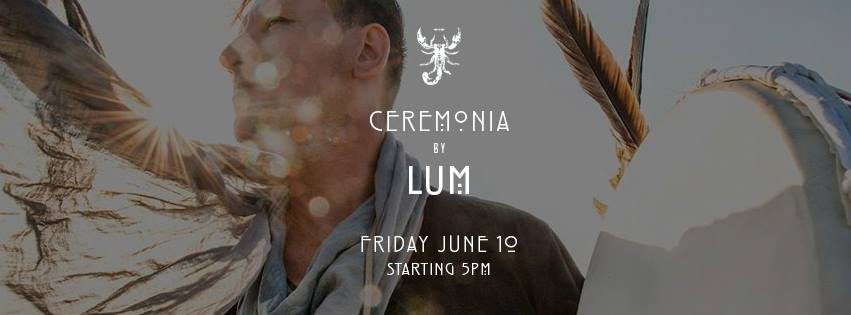 Ceremonia by Lum at Scorpios Mykonos