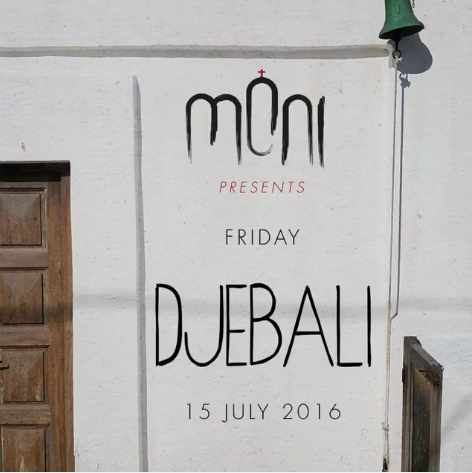 Djebali at Moni nightclub
