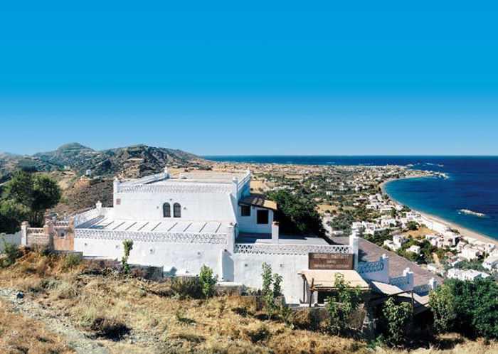 Failtaits Museum on Skyros