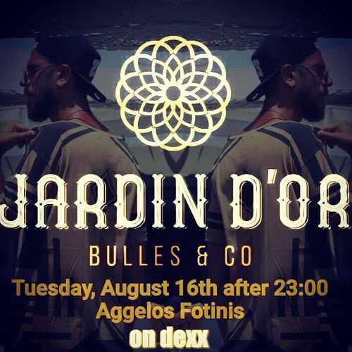 Jardin D'or Mykonos nightclub