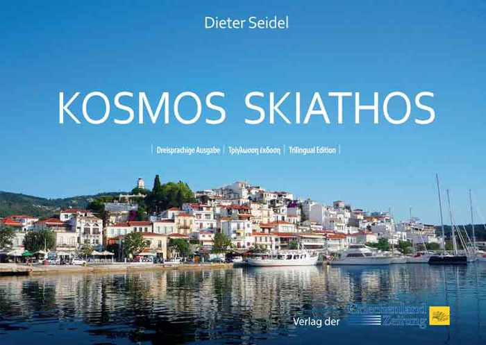 Kosmos Skiathos book by Dieter Seidel