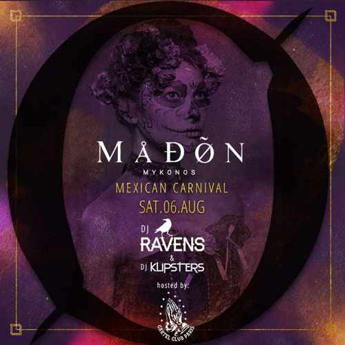 Madon nightclub Mykonos party event