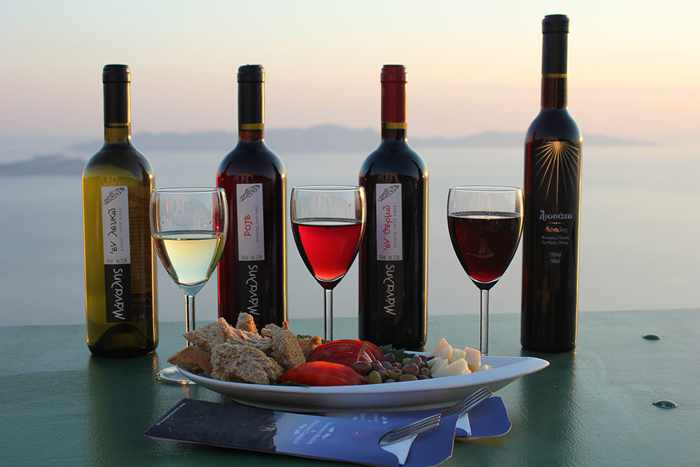 Manalis Winery Sikinos