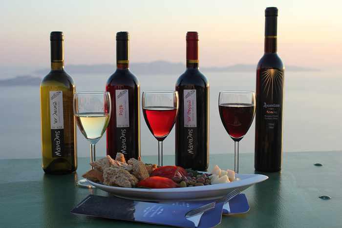 Manalis Winery Sikinos