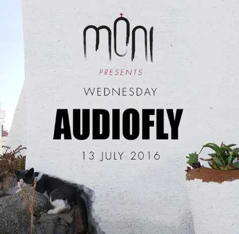 Audiofly at Moni nightclub Mykonos