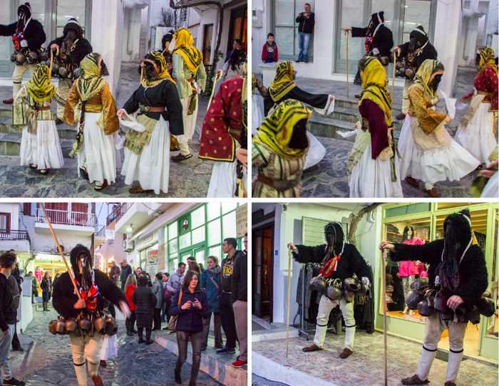 Skyros Carnival