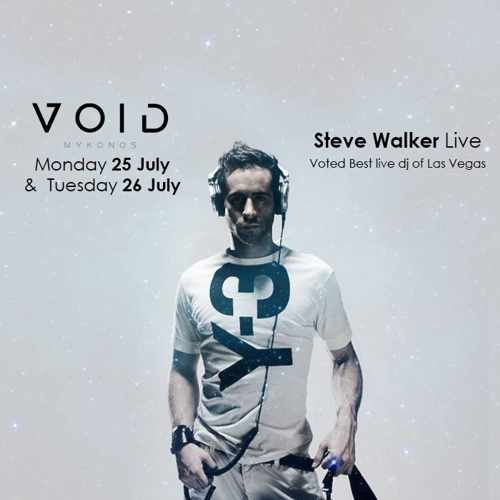 VOID nightclub Mykonos party event
