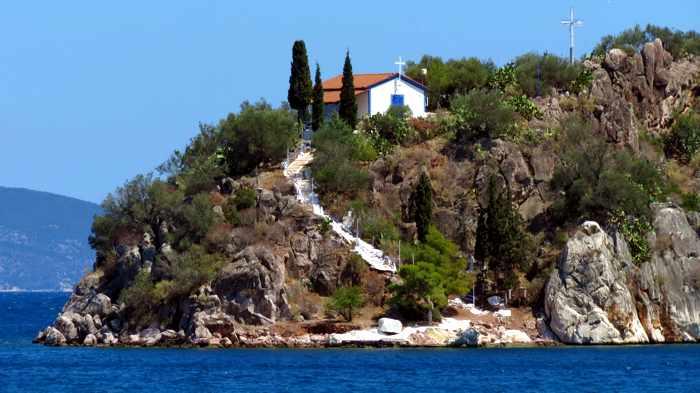 Agioi Apostoli church