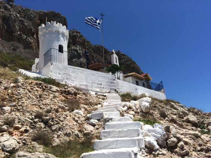 Agios Nikolaos church Nafplio