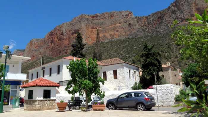 Leonidio village