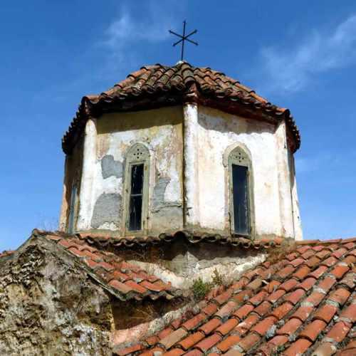 an old church in Nafplio