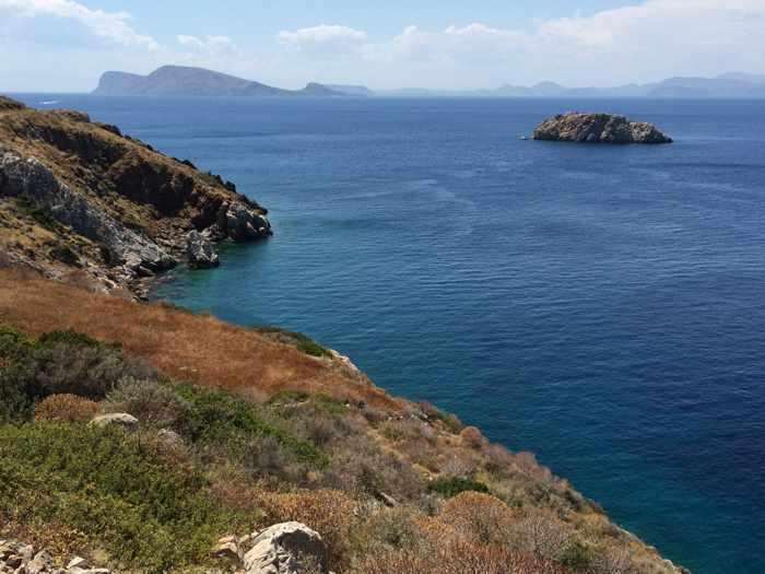 coast of Hydra
