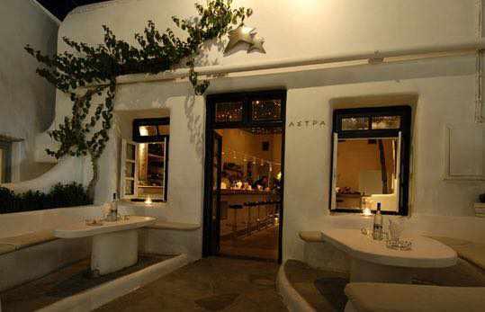 Astra bar Mykonos