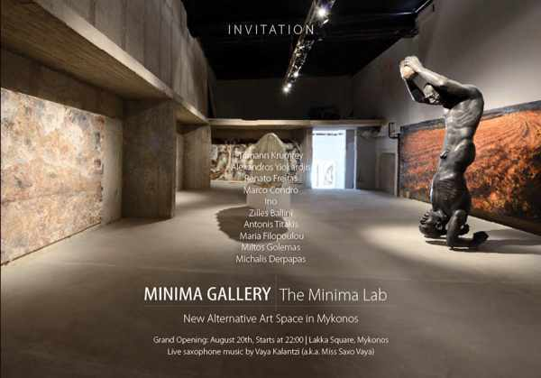 Mimina Gallery Mykonos