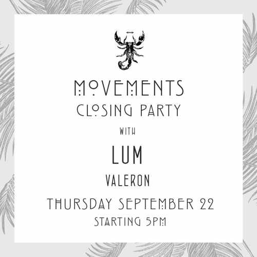 Scorpios Mykonos closing party for weekly Movements event
