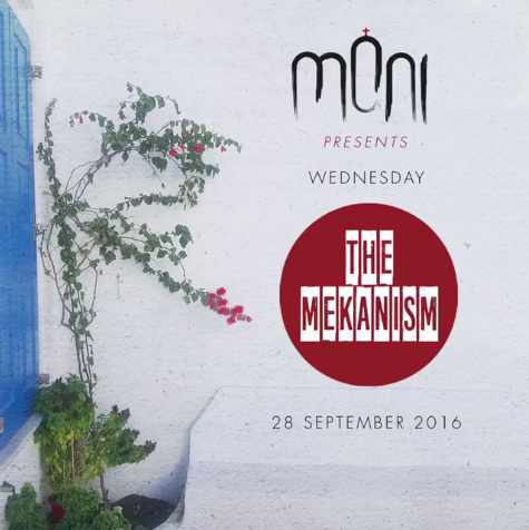 Moni nightclub Mykonos party event