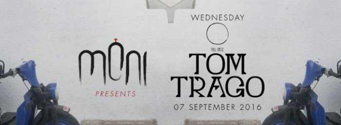 Moni nightclub Mykonos presents Tom Trago