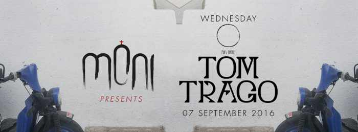 Moni nightclub Mykonos presents Tom Trago