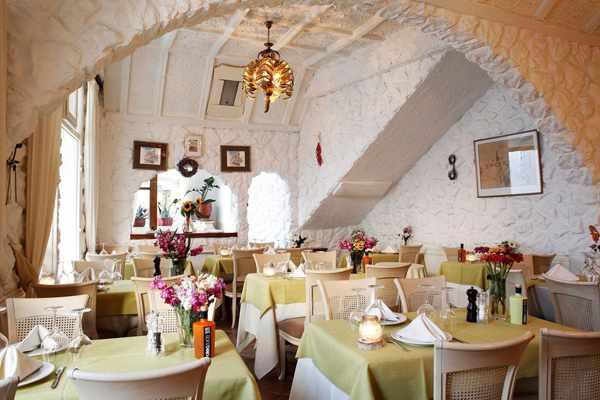 Katrin restaurant Mykonos