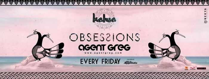 Agent Greg Obsessions party