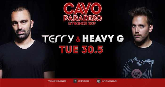 Cavo Paradiso Mykonos party May 30