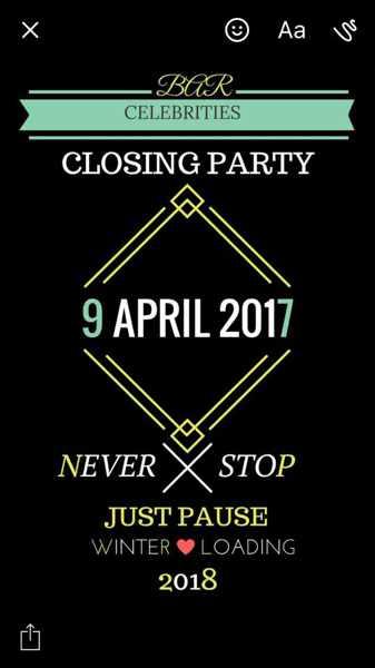 Celebrities Bar Mykonos closing party 2017