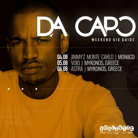 Astra club Mykonos presents Da Capo