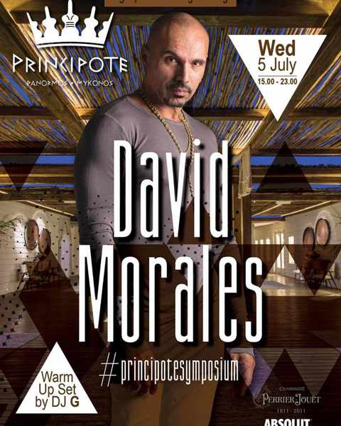 Principote Panormos Mykonos party event