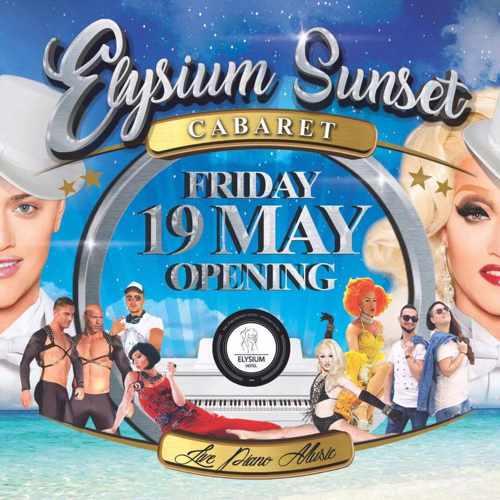Elysium Hotel Mykonos Sunset Cabaret