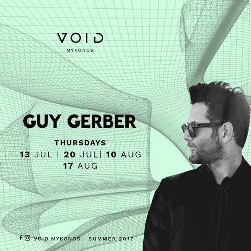 VOID club Mykonos party events
