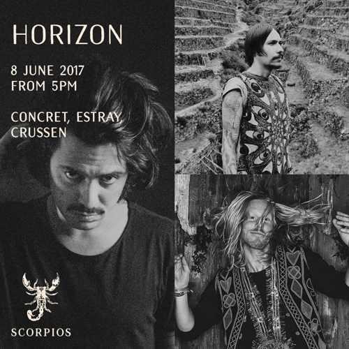 Scorpios Mykonos Horizon event June 8