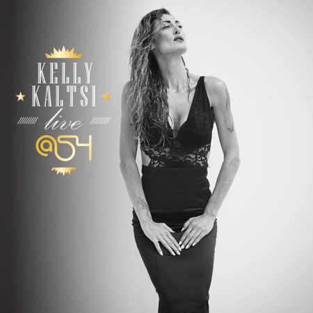 Kelly Kaltsi live at @54 club mykonos