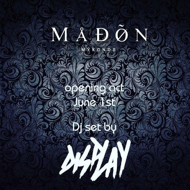 Madon club Mykonos 2017 opening