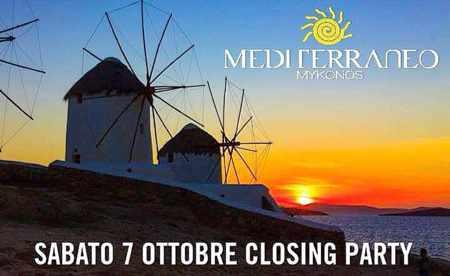 Mediterraneo Mykonos  restaurant and bar
