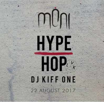 Moni club Mykonos  Hype Hop party