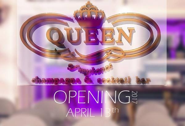 Queen of Mykonos 2017 opening announcement