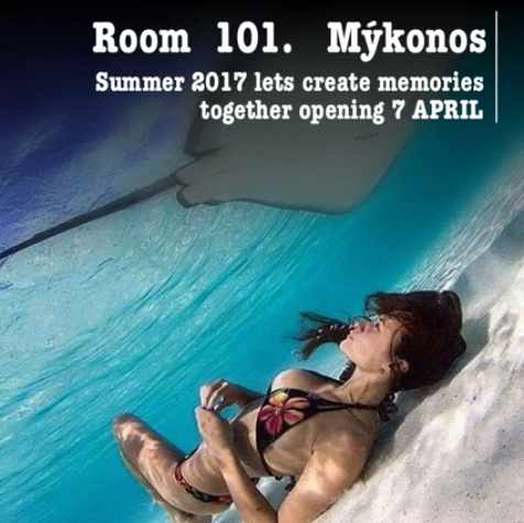 Room 101 club Mykonos