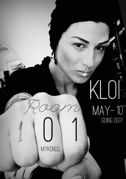 Room 101 nightclub Mykonos
