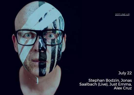 SantAnna Mykonos presents Stephan Bodzin and others