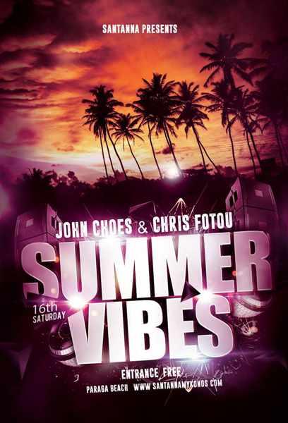 SantAnna beach club Mykonos Summer Vibes party