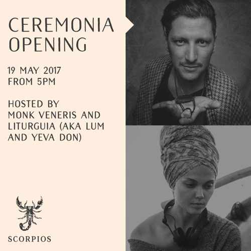 Scorpios Mykonos Ceremonia opening party