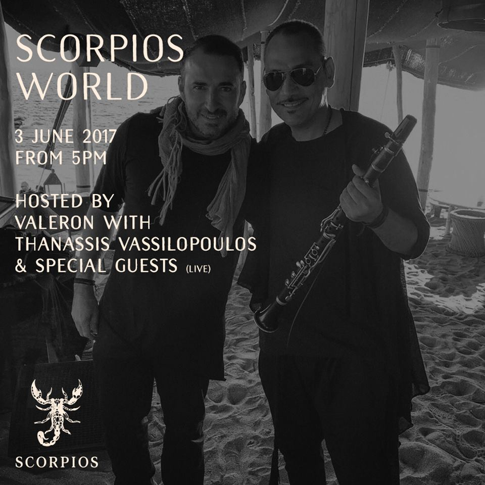 Scorpios club Mykonos