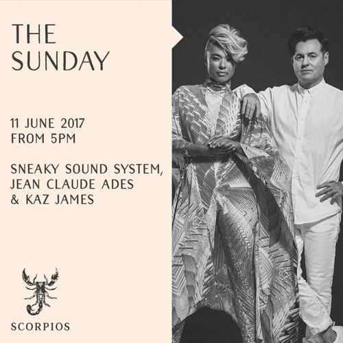 Scorpios Mykonos Sunday party lineup