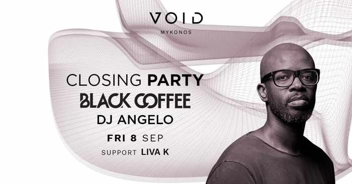 VOID Mykonos 2017 closing party
