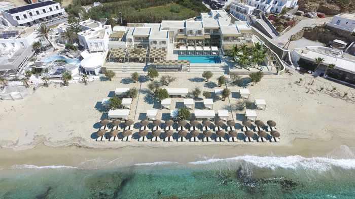 Branco Hotel Mykonos