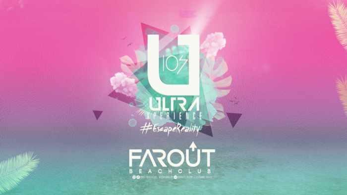 Far Out Beach Club Ios party event