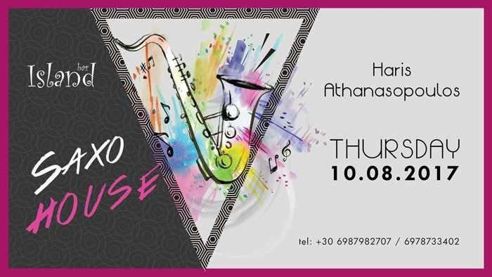 Island Bar Naxos live music event