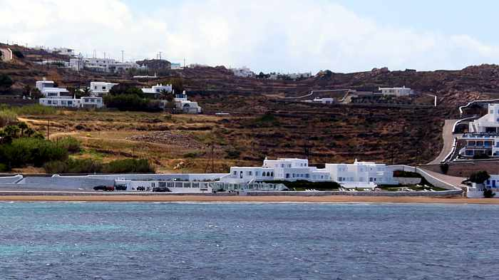Mykonos Bay Hotel on Mykonos